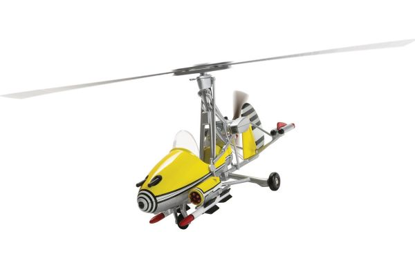 CORGI 1/36scale Gyrocopter