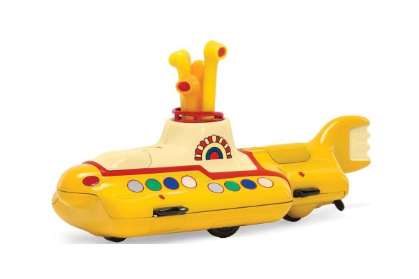 CORGI Yellow Submarine (The Beatles)  [No.CGCC05401]