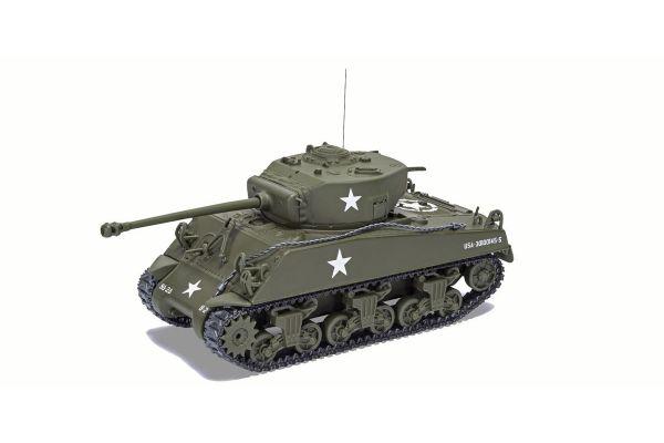 CORGI 1/50scale Sherman M4 A3 US Army Luxembourg 1944  [No.CGCC51031]
