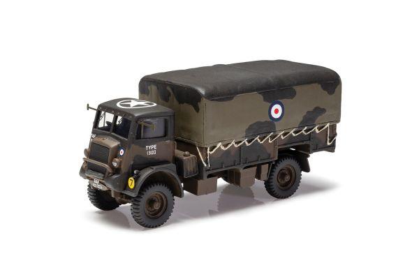 CORGI 1/50scale Bedford QLD 4x4 Cargo Truck # 105220 RAF 2nd Tactical Air Force 84 Gr Normandy June 6, 1944  [No.CGCC60309]