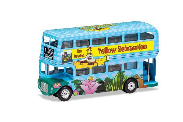 CORGI 1/64scale The Beatles London Bus'Yellow Submarine'  [No.CGCC82333]