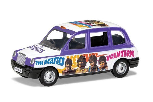 CORGI 1/36scale The Beatles London Taxi'Hey Jude '  [No.CGCC85928]