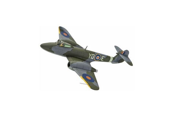 CORGI 1/72scale Gloster Meteor F.1 EE 216 T. D. 'Dixie' Dean RAF No. 616 Sqn and V-1 'Doodlebug'  [No.CGAA27403]