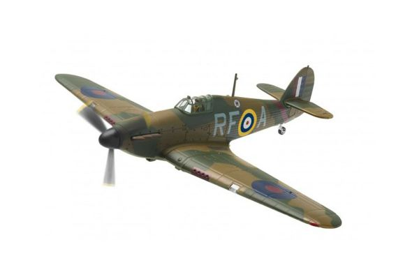 CORGI 1/72scale Hawker Hurricane MkI P3120 303 Polish Squadron Northolt Sept 1940  [No.CGAA27602]