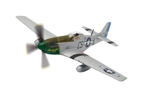 CORGI 1/72scale North American Mustang P-51D Captain Ray Wetmore 'Daddy's Girl' 370 FS March 1945  [No.CGAA27704]