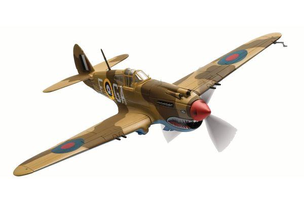 CORGI 1/72scale 1/72 Curtiss Tomahawk IIA AK402 Neville Duke 122 Squadron  [No.CGAA28103]
