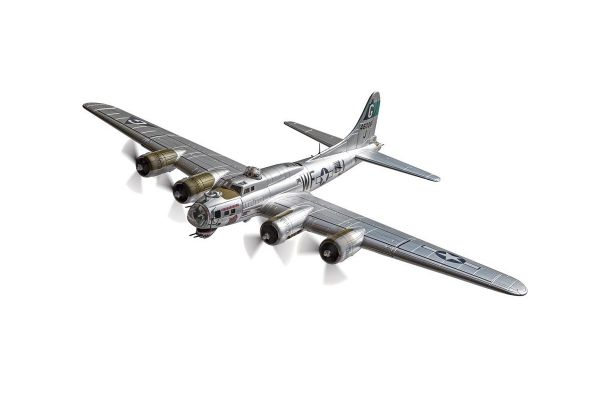 CORGI 1/72scale Boeing B-17G Flying Fortress 44-6009 Flak Eater 364th BS/305th BG USAAF 8th Air Force August 1944.   [No.CGAA33318]