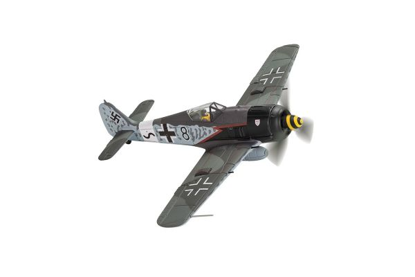 CORGI 1/72scale Fw190A-8/R2 II (Sturm)/JG.3 William Maximowitz 1944  [No.CGAA34317]