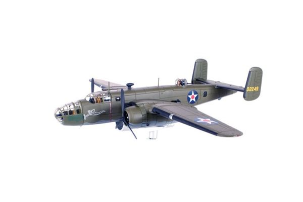 CORGI 1/72scale North American B25 Mitchell 40-2249