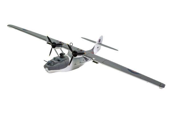 CORGI 1/72scale Catalina Mk.IVA JV928 'Y'. Flt/Lt John Alexander Cruickshank VC. 210 Squadron. July 1944 - 100 Years of the RAF   [No.CGAA36111]