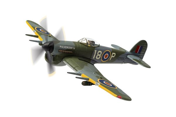 CORGI 1/72scale Hawker Typhoon IV RCAF