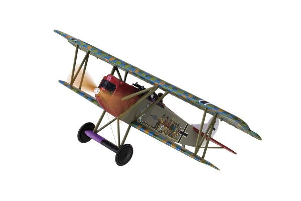 CORGI 1/48scale Fokker D. VII (OAW) 4649/18 'Seven Swabians' Alfred Bader Jasta 65 September 1918  [No.CGAA38906]