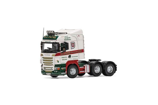 CORGI 1/50scale Scania R He Payne Wyboston-Cab On  [No.CGCC13779]