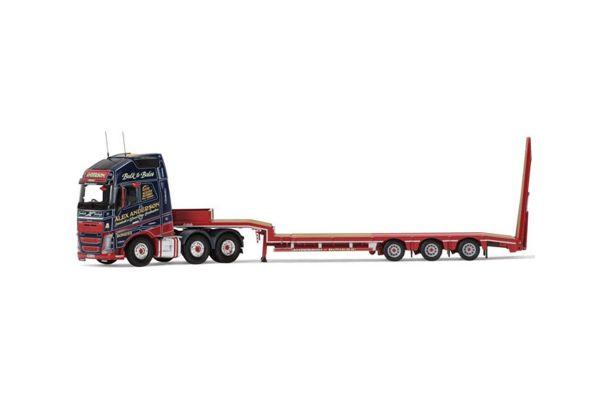 CORGI 1/50scale Volvo FH step frame trailer Anderson  [No.CGCC16005]