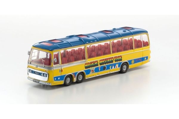 CORGI 1/76scale Magical Mystery Tour Bus (The Beatles)  [No.CGCC42418]