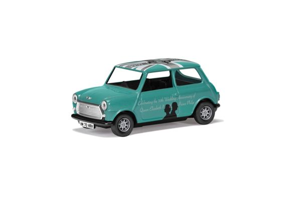 CORGI Austin Mini 70th Anniversary of HM Queen Elizabeth II  [No.CGCC82108]