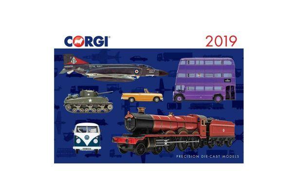 CORGI Corgi 2019 Catalogue   [No.CGCO200830]