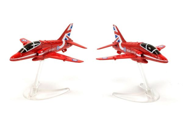 CORGI Nonscale RAF Red Arrows Synchro Pair Twin Pack 2 Units Set  [No.CGCS90687]