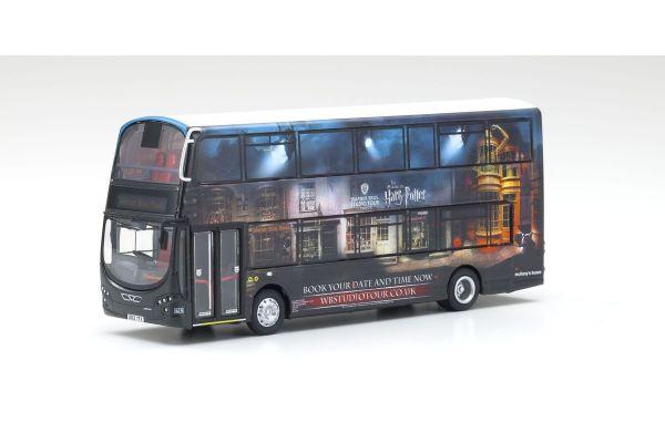 CORGI 1/76scale Wright Eclipse Gemini 2 Harry Potter Warner Bros. Studio Shuttle Bus   [No.CGOM46513]