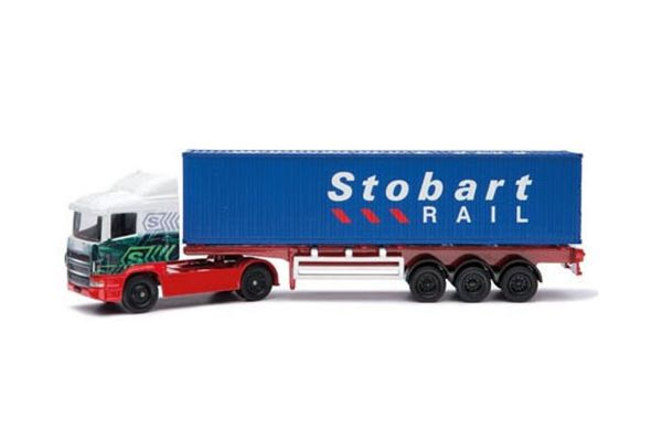 CORGI 1/64scale Eddie Stobart Skeletal Container  [No.CGTY86650]