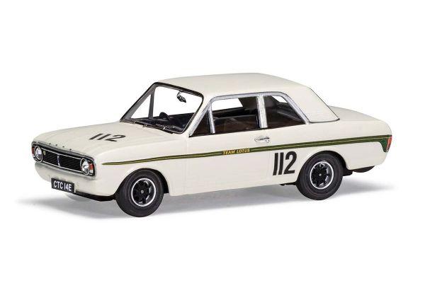 CORGI 1/43scale Ford Lotus Cortina Mk2 FVA Group 5 Graham Hill. 1967 British Saloon Car Championship.   [No.CGVA04118]