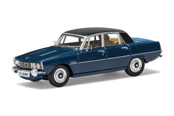 CORGI 1/43scale Rover P6 3500 V8 Scarab Blue  [No.CGVA06520]
