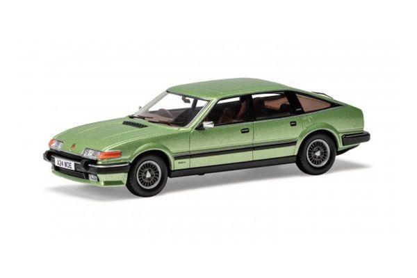 CORGI 1/43scale Rover SD 1 3500 V 8 Vanden plus opal green  [No.CGVA09012]