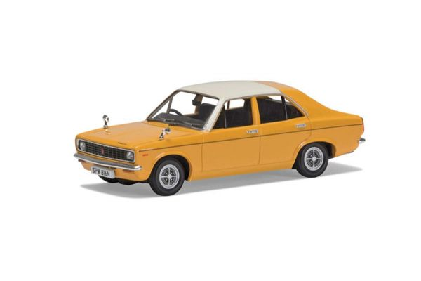 CORGI 1/43scale Hillman Avenger 1.6DL Sunseeker Special Edition Orange Blossom  [No.CGVA10409]