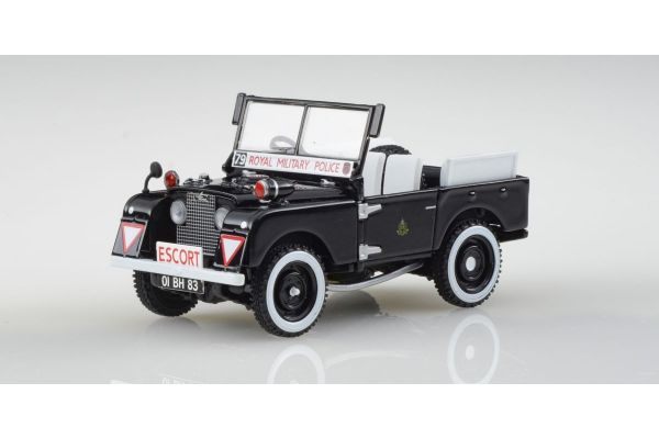 "CORGI 1/43scale Land-Rover Series 1 80"" 2-litre Military Police  [No.CGVA11117]"