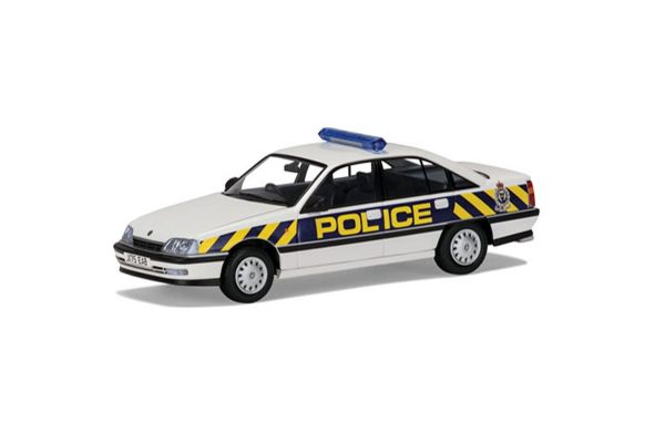 CORGI 1/43scale Vauxhall Carlton 2.6Li West Mercia Constabulary [No.CGVA14005]