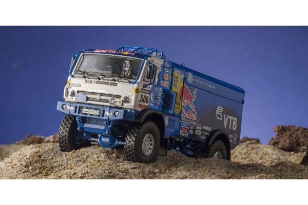 DIP MODELS 1/43scale KAMAZ-4326 Rally Dakar 2014 #500  [No.DIP243260]