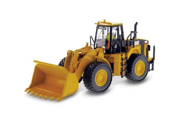 DIECAST MASTERS 1/50scale Cat 980G wheel loader  [No.DM85027]
