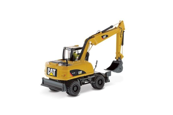 DIECAST MASTERS 1/50scale Cat M316D Wheeled Excavator  [No.DM85171]
