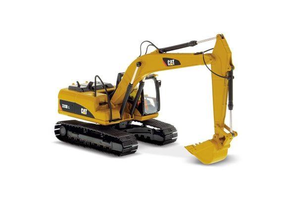 DIECAST MASTERS 1/50scale Cat 320D L Hydraulic Excavator  [No.DM85214C]