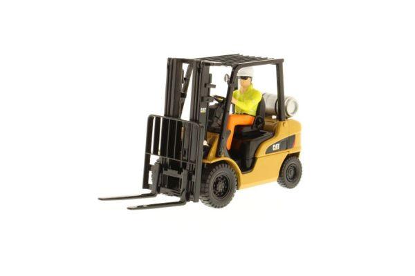 DIECAST MASTERS 1/25scale Cat P5000 Lift Truck  [No.DM85223C]