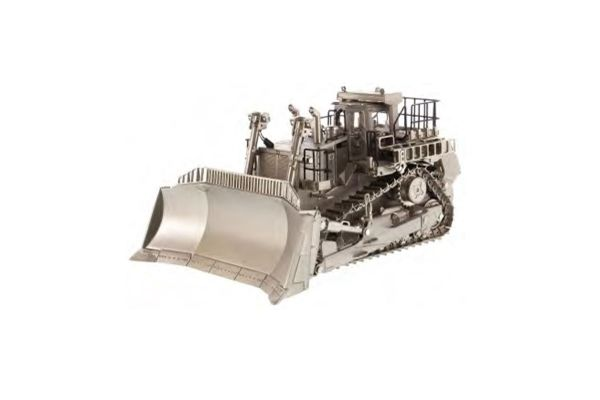 DIECAST MASTERS 1/50scale Cat D11T Track Type Tractor Matt Silver Finish  [No.DM85252]