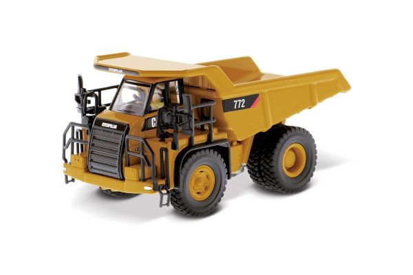 DIECAST MASTERS 1/87scale Cat 772 Off-Highway Truck  [No.DM85261]