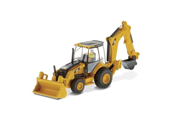 DIECAST MASTERS 1/87scale Cat 450E Backhoe Loader  [No.DM85263]