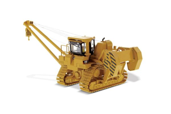 DIECAST MASTERS 1/50scale Cat 587T Pipelayer  [No.DM85272H]