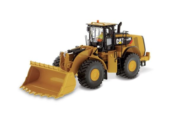 DIECAST MASTERS 1/50scale Cat 980K Wheel Loader Rock Configuration  [No.DM85296H]