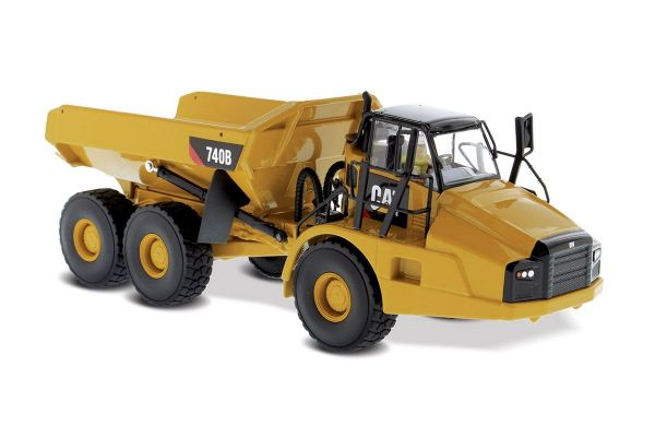 DIECAST MASTERS 1/50scale Cat 740B Articulated track  [No.DM85501H]