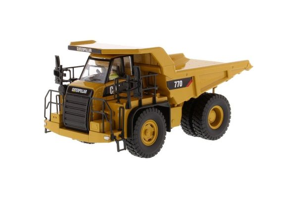 DIECAST MASTERS 1/50scale Cat 770 Off-Highway Truck -CORE CLASSICS SERIES-  [No.DM85551C]