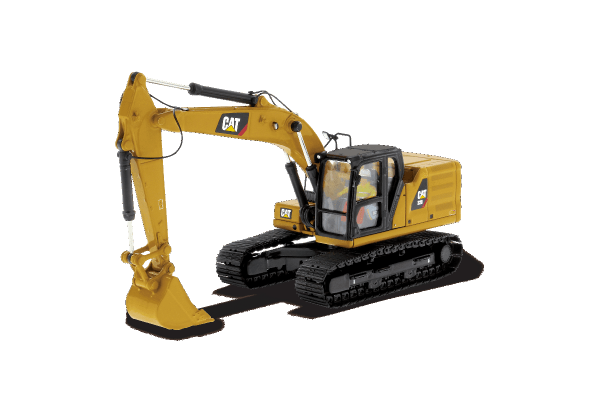 DIECAST MASTERS 1/50scale Cat 320 Hydraulic Excavator  [No.DM85569H]