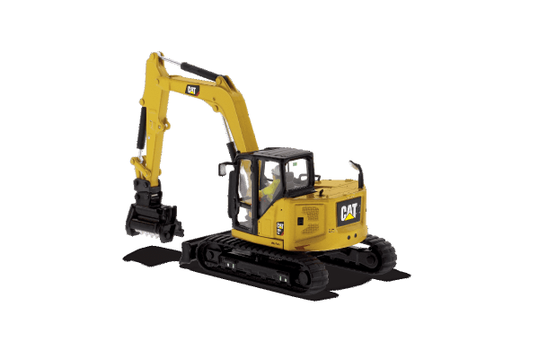 DIECAST MASTERS 1/50scale Cat 309 CR Mini Hydraulic Excavator Next generation  [No.DM85592H]