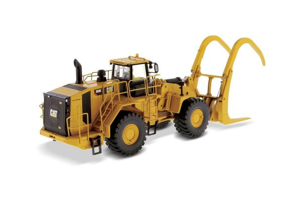 DIECAST MASTERS 1/50scale Cat 988K wheel loader log grapples (sawmill)  [No.DM85917H]