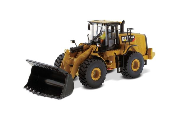 DIECAST MASTERS 1/50scale Cat 972M wheel loader  [No.DM85927H]