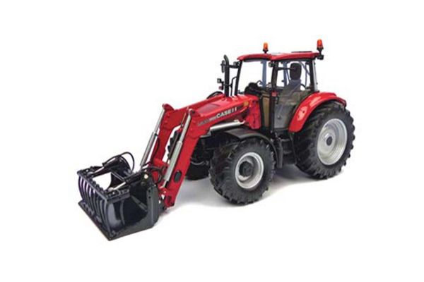 UNIVERSAL HOBBIES 1/32scale Case IH Farmall 115 U with Front Loader  [No.E4273]