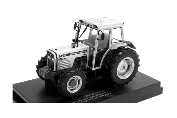 UNIVERSAL HOBBIES 1/32scale Massey Ferguson 399 Silver Edition  [No.E4878]