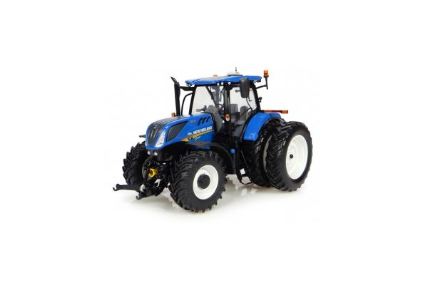UNIVERSAL HOBBIES 1/32scale New Holland T7.225 dual wheel (US version)  [No.E4962]