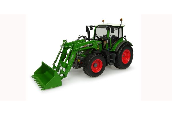 UNIVERSAL HOBBIES 1/32scale Fendt 516 Vario front loader Natural Green  [No.E4981]